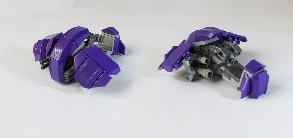 Halo Mega Bloks Ghost Instructions