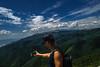 Shipka pass - Bulgaria (vasencetosladurkova) Tags: shipka bulgaria man mountains sky clouds iphone amazingview view boy