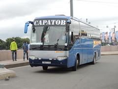 DSCN6957 Kitcher, Saratov Т 862 ТХ 64 (Skillsbus) Tags: buses coaches russia higer klq6129q saratov alltypesoftransport