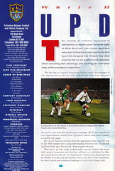 Tottenham Hotspur vs Feyenoord - 1992 - Page 6 (The Sky Strikers) Tags: tottenham hotspur spurs feyenoord cup winners white hart lane official programme one pound fifty