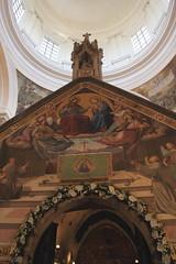 Sotto la cupola (Mauro.. take a look through my eyes) Tags: assisi indulgenza festa del perdono 2016 2 agosto santa maria degli angeli
