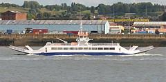 Strangford 2 (GB) (Kay Bea Chisholm) Tags: seacombe promenade wallasey liverpool rivermersey vessel passenger strangford2