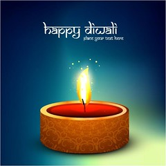 Free vector Happy Diwali Hindi style typography with Oil lamp on abstract blue background (cgvector) Tags: background bluebackground culture deepavali deepawali design diwali diya greeting happy holiday illustration indian light new traditional vector wallpaper year