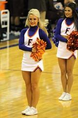 Gator Cheerleaders (dbadair) Tags: basketball louisiana unitedstates florida gators monroe sec 2014 warhawks gatorssecodomegainesville2014ulm