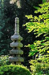Pagoda lantern (the.bryce) Tags: japan hiroshima shukkeiengarden