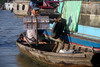 Who Want's to Play the Lottery (pbr42) Tags: people water river tickets boat market transport h2o vietnam lottery transportation mekongdelta mekong floatingmarket cantho southvietnam