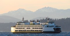 Cathlamet (zargoman) Tags: travel water maritime transportation transit pugetsound wsf salishsea washingtonstateferries