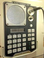 Space Station Communications Panel