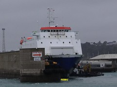 Commodore Goodwill (7 of 7) (Coco of Jersey) Tags: lines st ferry boat marine ship jersey portsmouth condor ci weymouth freight guernsey channel poole roro malo austal incat