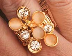 5th Avenue Gold Ring K2 P4316-2