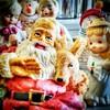 Drunken Santa doesn't want his picture taken. (Michael William Thomas) Tags: wedding ny newyork mike square photography michael buffalo photographer thomas squareformat mikethomas mtphoto iphoneography instagramapp uploaded:by=instagram michaelwilliamthomas
