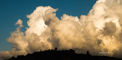 Extreme (ludotac) Tags: extreme cielo contrasti paesello cumuli priverno nembi estremi cumulushumilis cavolfiori