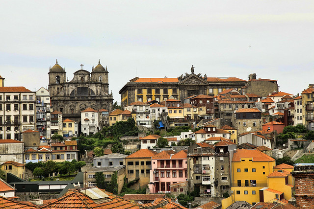 Oporto - My Tribute for this Beautiful Old City - The new Flickr is a shit!!