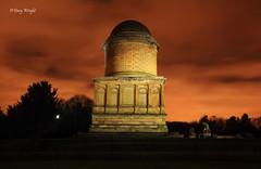 Hamilton Mausoleum (Eastern Davy) Tags: canon scotland hamilton sigma palace mausoleum nightscene alexander 18200 1842 600d southlanarkshire 10dukeofhamilton