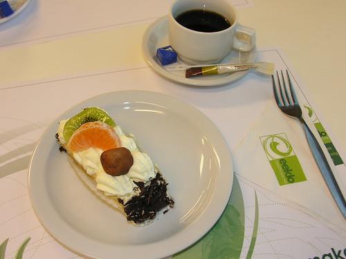 Koffietafel met P&O, de Sint en Piet