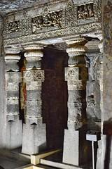 India - Maharashtra - Ajanta Caves - Cave 1 - 97 (asienman) Tags: india rock maharashtra ajantacaves asienmanphotography