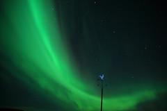 Hani (arnthorr) Tags: aurora northernlight bústaður norðurljós vindhani