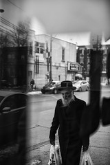 outremont, montreal (EG documentary photography) Tags: reflections montreal select outremont hasidim