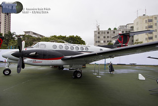 King Air 350ER - LABACE 2014