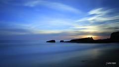 Panther Beach LE (universini) Tags: sunset santacruz canon pier seacliff beaches davenport capitola aptos sini pantherbeach 1635mm mandya malavalli 5dmark3 universini siddegowda nidagatta universinicom
