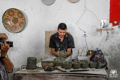 Fabbrica di ceramiche (andrea.prave) Tags: cup ceramic plate morocco fez maroc marocco fes artigiani tajine piatti tazze ceramiche  almamlaka   visitmorocco almaghribiyya tourdelmarocco