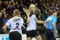 "EHF Damen Deutschland vs. Rumänien 29.11.2014 006.jpg • <a style=""font-size:0.8em;"" href=""http://www.flickr.com/photos/64442770@N03/15906475642/"" target=""_blank"">View on Flickr</a>"