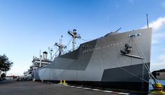 SS American Victory (GorissM) Tags: museum canon tampa war ship florida ss navy victory powershot american ww2 hugin verenigdestaten sx280