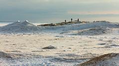 Lake Michigan, March 2014 (bill.d) Tags: winter snow ice unitedstates michigan unitedstatesofamerica lakemichigan southhaven allegancounty eos60d
