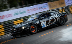 รอบสนามบางแสน เร็วแค่ไหนไปดูกัน Camaro GT3 กับ Tomas Enge (โทมัส เอ็งเก้) อดีตนักขับฟอร์มูล่าวัน @ งานแข่งรถบางแสน Bangsaen Thailand Speed Festival 2014