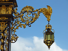 Nancy, Place Stanislas (Micleg44) Tags: france place here nancy lorraine grilles pologne stanislas leszczynski louisxv meurtheetmoselle jeanlamour artrocaille