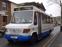 Darwen (Andrew Stopford) Tags: mercedesbenz stagecoach darwen vario cavaliertravel o814 frankguy darwencoachservices x991wau