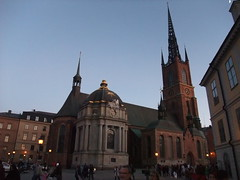 DSCF3914 (ferenc.puskas81) Tags: church europa europe sweden stockholm may chiesa 2009 stoccolma maggio riddarholmen svezia