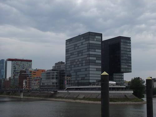 Düsseldorf - Hafenspitze