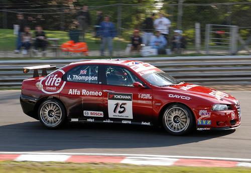 Alfa Romeo 156 Btcc Super Touring Car: Flickriver: Alfa Romeo In Touring Car Racing Pool