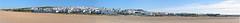 Conil de la Frontera desde la playa de los Bateles