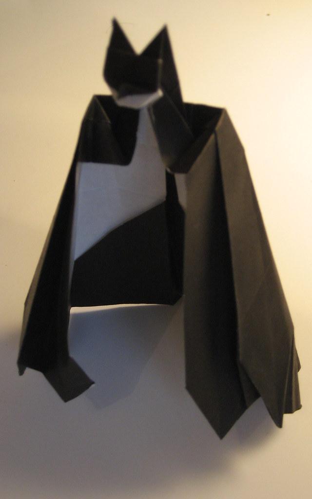 origami batman 28 images origami batman the world s