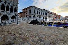 the bridge that looks on the bridge of sighs (Rex Montalban Photography) Tags: venice italy europe bridgeofsighs hdr rexmontalbanphotography