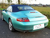 Porsche 911 Typ 996 Verdeck