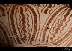 Daurada (PCB75) Tags: barcelona modern ceramic plate fina pottery plato moderna plat daurada baixllobregat taula cermica ptals vaixella ptal reflexosmetllics pinzellpinta