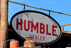 hard to be humble… (woodwork's) Tags: barstowca humbleoil hardtobehumble tomswelding macdavis