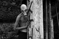 "Projeto ""Faces Ocultas"" (Smith, Just Smith) Tags: blackandwhite bw ensaio photography photo scary mask pb creepy horror terror mascara projeto pretoebranco profissional facesocultas leticiagarciafotografias lgsfotografias"