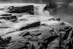 """Athabasca Falls • <a style=""""font-size:0.8em;"""" href=""""http://www.flickr.com/photos/92159645@N05/16209172316/"""" target=""""_blank"""">View on Flickr</a>"""