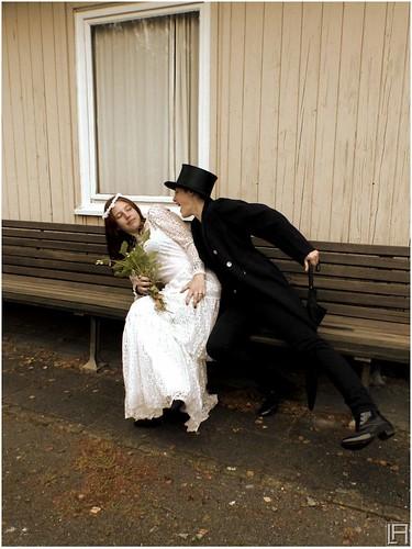 Anna Lena und Hanja