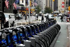 New York City - Bikes (Lewis Adams Photography) Tags: new york city nyc newyorkcity newyork nikon d200 2014 2015 nikond200 teenagephotographers