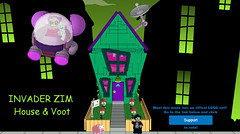 LEGO Ideas Invader Zim house and Voot (buggyirk) Tags: dog house piggy pig gnome lego nick cartoon disguise invader spaceship minifig zim base gir nickelodeon minifigure irken vasquez dib jhonen cuusoo voot buggyirk jiminyc