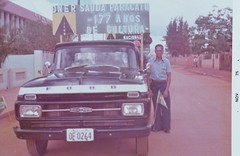 Tarciso Keifer - 6ºResidência do DNER, Paracatu/MG, Junho de 1975. (Werner Keifer) Tags: brasil minas gerais 1975 paracatu dnit dner