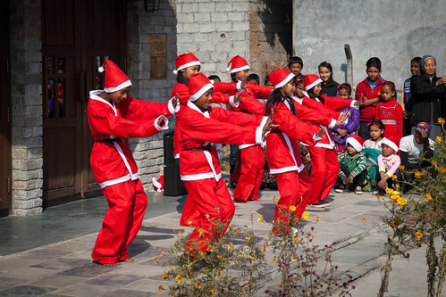Tańce Mikołajów