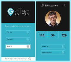 Design for mobile applications gTag (infostep_infostep) Tags: travel illustration socialnetwork informationdesign infographics gtag mobileapp infostep
