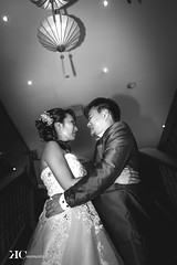 This couple day (lovedove_ken) Tags: wedding love loving groom bride hug couple wed romantic rom