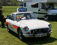 MG B GT Police Car (MJ_100) Tags: cops police mg policecar vehicle mgb copcar emergencyservices emergencyvehicle mgbgt bgt